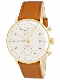 ceas Junghans Max Bill Chronoscope Gold