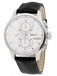 ceas Louis Erard 1931 Chronograph Steel 3