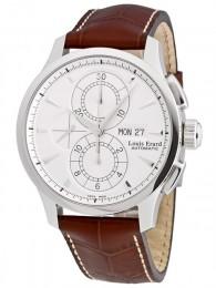 ceas Louis Erard 1931 Chronograph Steel 4