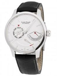 ceas Louis Erard 1931 Retrograde Steel
