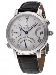 ceas Maurice Lacroix Double Retrograde Steel