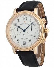 ceas Maurice Lacroix Masterpiece Venus Chronograph Gold