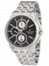 ceas Maurice Lacroix Pontos Chrono Steel Grey Bracelet