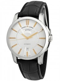 ceas Maurice Lacroix Pontos Day-Date Steel G