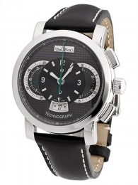 ceas Paul Picot Technograph Steel Grey