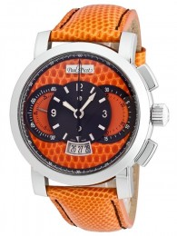 ceas Paul Picot Technograph Wild Steel Orange