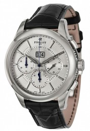 ceas Perrelet Chronograph Automatic Big Date Steel