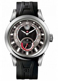 ceas Perrelet Power Reserve Automatic Steel Black