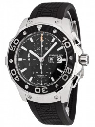 ceas Tag Heuer Aquaracer Automatic Steel Black