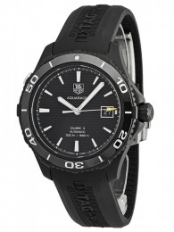 ceas Tag Heuer Aquaracer Caliber 5 Black