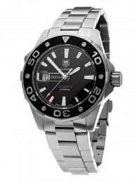 ceas Tag Heuer Aquaracer Steel Black 3