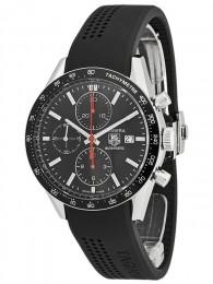 ceas Tag Heuer Carrera Automatic Steel Black 2