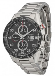 ceas Tag Heuer Carrera Calibre 1887 Steel Black