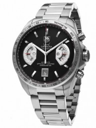 ceas Tag Heuer Carrera Chronograph Black