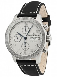 ceas Zeno Watch Basel Clou de Paris Steel