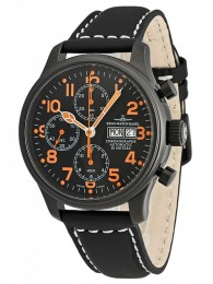 ceas Zeno Watch Basel NC Pilot Blacky