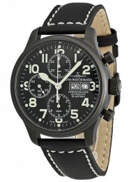 ceas Zeno Watch Basel NC Pilot Blacky 2