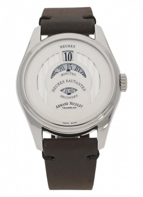 poza Armand Nicolet HS2 Automatic Jumping Hour A136AAAAGPK2140TM