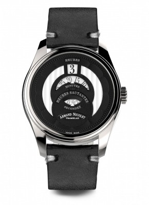 poza Armand Nicolet HS2 Automatic Jumping Hour A136AAANRPK2140NR