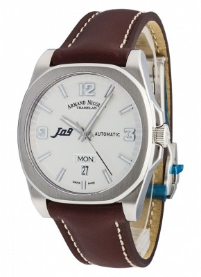 poza Armand Nicolet J09 Day-Date Automatic 9650AAGPK2420MR