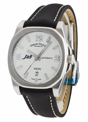 poza Armand Nicolet J09 Day-Date Automatic 9650AAGPK2420NR