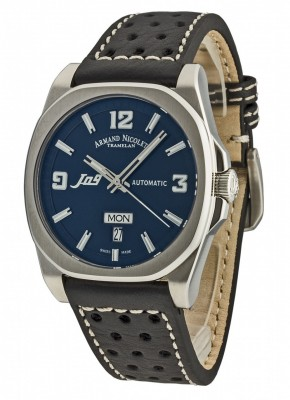 poza Armand Nicolet J09 Day-Date Automatic 9650ABUP660NR2