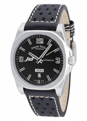 poza Armand Nicolet J09 Day-Date Automatic 9650ANRP660NR2