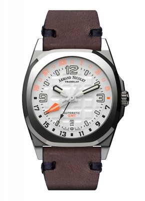 poza Armand Nicolet JH9 GMT Date Automatic A663HAAAOPK4140TM