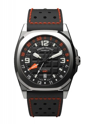 poza Armand Nicolet JH9 GMT Date Automatic A663HAANOP0668NO8