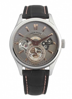 poza Armand Nicolet L08 Small Seconds Limited Edition 9620AGRP713GR2