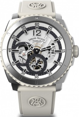 poza Armand Nicolet L09 Small Seconds Limited Edition T619BAGG9610B