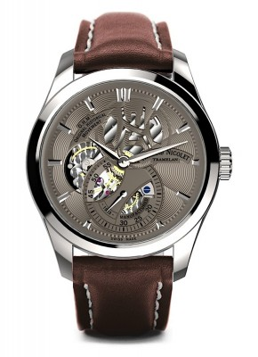 poza Armand Nicolet L16 Small Seconds Limited Edition Mechanical A132AAAGRP140MR2