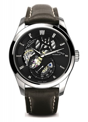 poza Armand Nicolet L16 Small Seconds Limited Edition Mechanical A132AAANRP140NR2