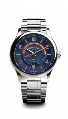 poza Armand Nicolet M024 GMT Date 2.Zeitzone Automatic A846AAABUM9742