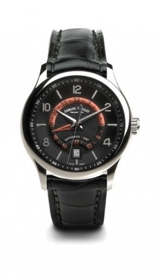 poza Armand Nicolet M024 GMT Date 2.Zeitzone Automatic A846AAANRP840NR2