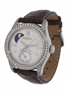 poza Armand Nicolet M03 Automatic with Moonphase-Date 9151LANP915BC8