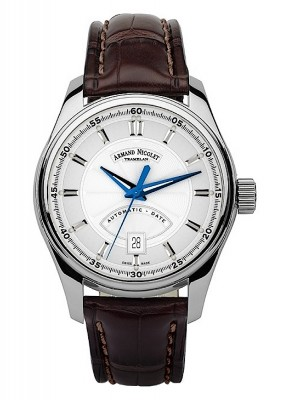 poza Armand Nicolet MH2 Date Automatic A640AAGP840MR2