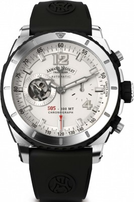 poza Armand Nicolet S053 Chronograph Automatic A714AGNAGGG4710N