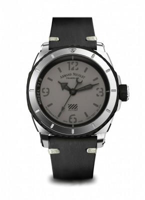 poza Armand Nicolet S053 Military Automatic A713PGNGNPK4140NR