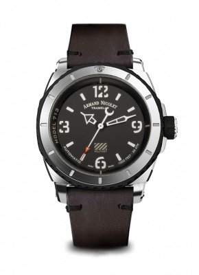 poza Armand Nicolet S053 Military Automatic A713PGNNRPK4140TM
