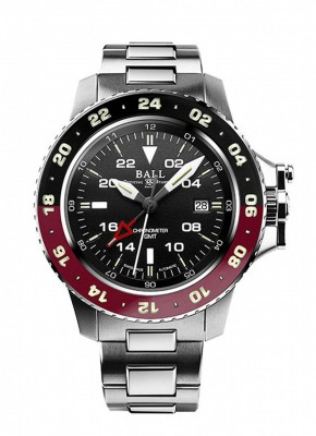 poza Ball Engineer Hydrocarbon AeroGMT II DG2018CS3CBK