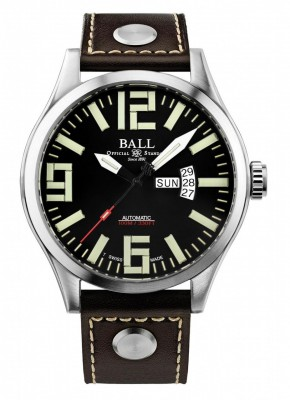 poza Ball Engineer Master II Aviator NM1080CL14ABK