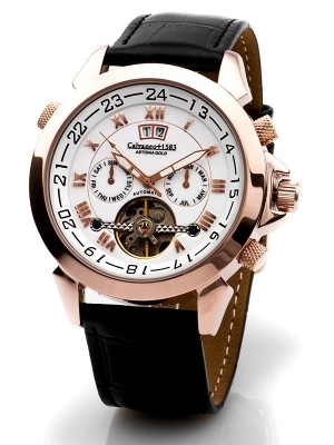 poza ceas Calvaneo 1583 Astonia Rose Gold