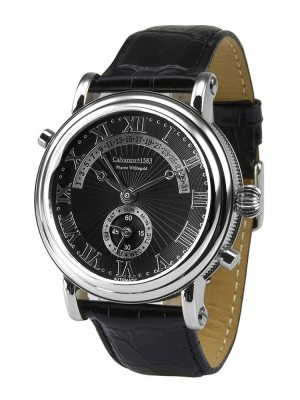 poza Calvaneo 1583 Pharon Steel Black