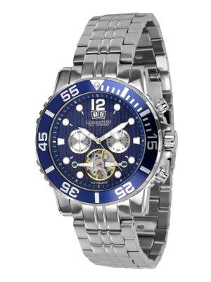 poza ceas Calvaneo 1583 Sea Command Steel Blue