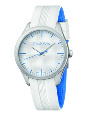 poza Calvin Klein Color Gent Steel White