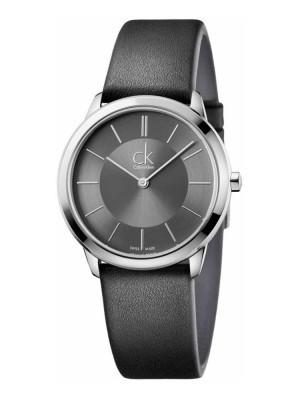 poza ceas Calvin Klein Minimal Lady Steel Grey
