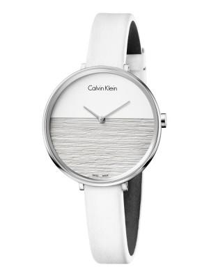 poza Calvin Klein Rise Lady Steel White