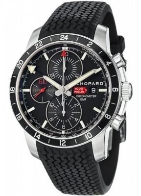 poza ceas Chopard Mille Miglia Limited Steel Black