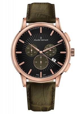 poza Claude Bernard Classic Chronograph Special Edition Quarz 10237 37R NIKAR